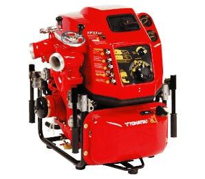 Bảo trì máy bơm chữa cháy Tohatsu định kì