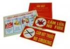 Bộ Nội Quy, Tiêu Lệnh chữa cháy