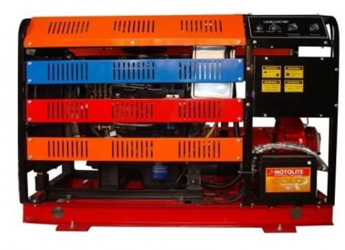Máy bơm chữa cháy Huyndai cao cấp - D4BB-MB80