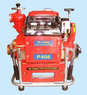 Máy bơm chữa cháy Rabbit P408 cao cấp