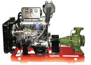 Máy bơm chữa cháy Hyundai hiện đại nhất - CA80