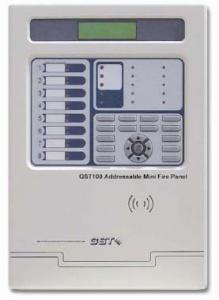 Trung tâm báo cháy địa chỉ - GST100