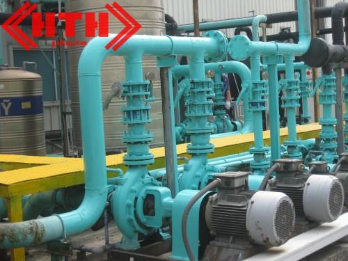 Hệ thống máy bơm PCCC đạt chuẩn Châu Âu