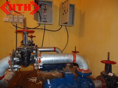 Hệ thống máy bơm chữa cháy hàng đầu Việt Nam