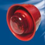 Đèn báo cháy kết hợp còi 3000/SSR/LED/RED
