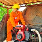 Nguyên tắc cơ bản khi vận hành máy bơm chữa cháy