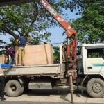 Cung cấp máy bơm chữa cháy diesel cho TP Hải Phòng