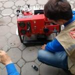 Đội ngũ chuyên sửa chữa máy bơm chữa cháy