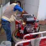 Kiểm tra sửa chữa máy bơm chữa cháy