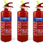 Bình chữa cháy bột ABC loại 2kg cho gia đình