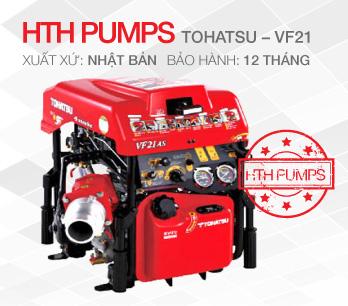 HTH cung cấp máy bơm chữa cháy chính hãng