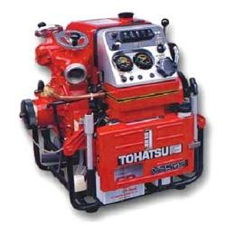 Bảo trì máy bơm chữa cháy Tohatsu định kì lần 2
