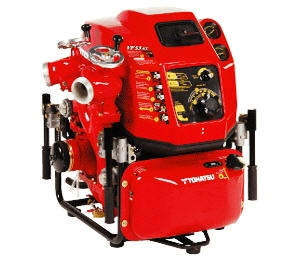 Bảo trì máy bơm chữa cháy Tohatsu định kì lần 1