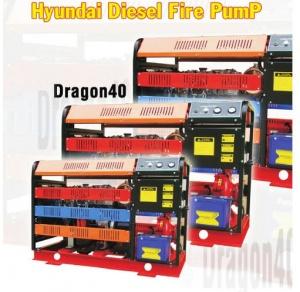 Máy bơm chữa cháy Hyundai cao cấp - Dragon40