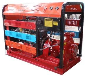 Máy bơm chữa cháy Hyundai tốt nhất - CA50-15HP