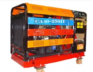 Máy bơm chữa cháy Hyundai tốt nhất - CA50-250H