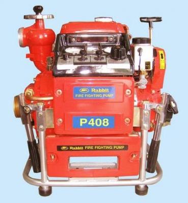 Máy bơm chữa cháy Rabbit chính hãng - P406