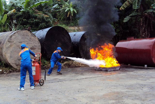 Những biện pháp phòng cháy chữa cháy cơ bản