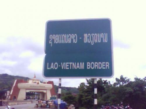 Cưa khẩu Lao Bảo, cửa khẩu biên giới mới mở hiện nay