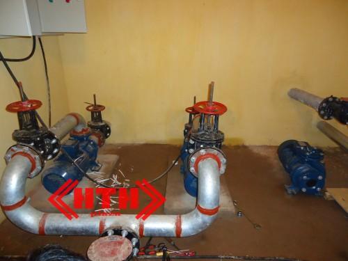 Cung cấp & thi công hệ thống máy bơm chữa cháy cho Lữ đoàn pháo binh 164 (Bến Hải)
