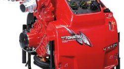 Bảo trì máy bơm chữa cháy Tohatsu dự phòng thumbnail